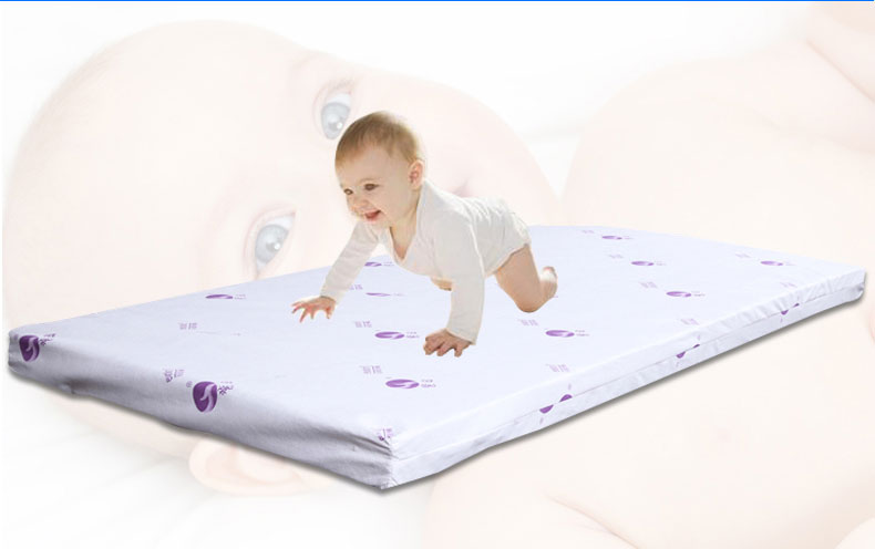 Breathable mattress for crib