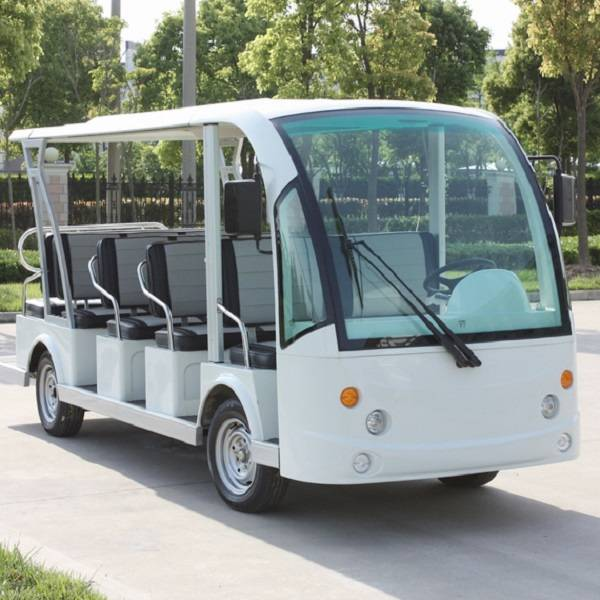 14 passenger electric sightseeing bus car for attractions