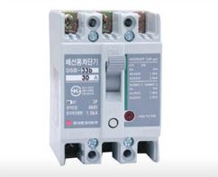 Molded Case Circuit Breakers - DSB Series