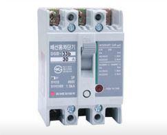 Molded Case Circuit Breakers - DSB Series