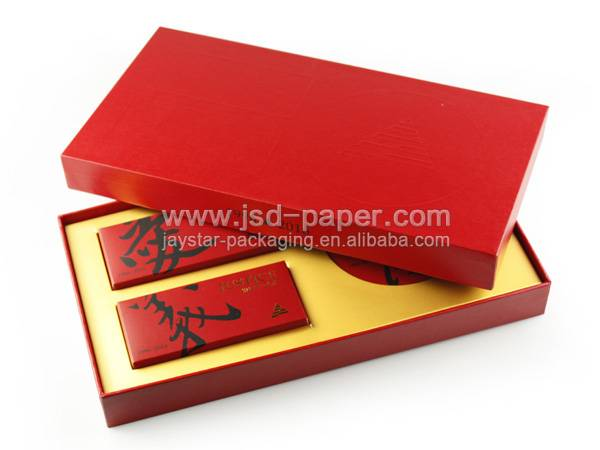 GB-L001 Chinese tea packing custom gift box packaging