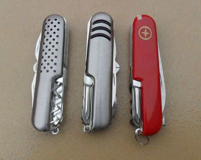 Multi function knife Multi tools quality pocket knife Hot sale and low price