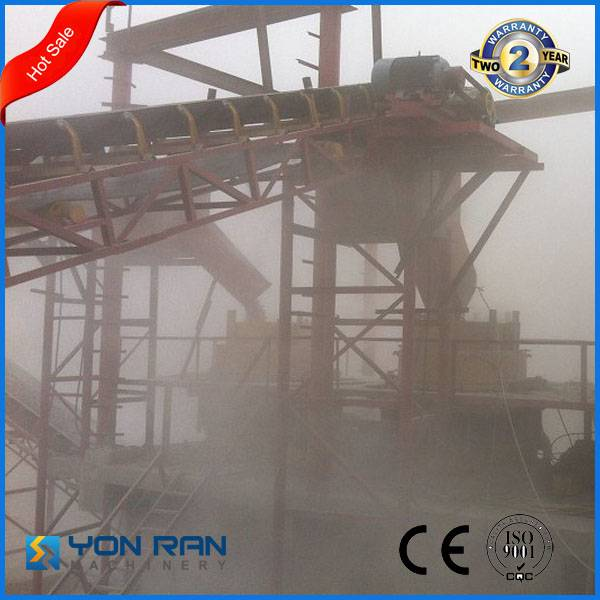 Guangzhou 17years manufacturing experience basalt inclined belt conveyor with CE ISO certificate
