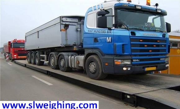 Modular Truck Scale