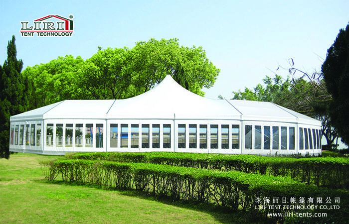Nice decoration tent for 1000 catering