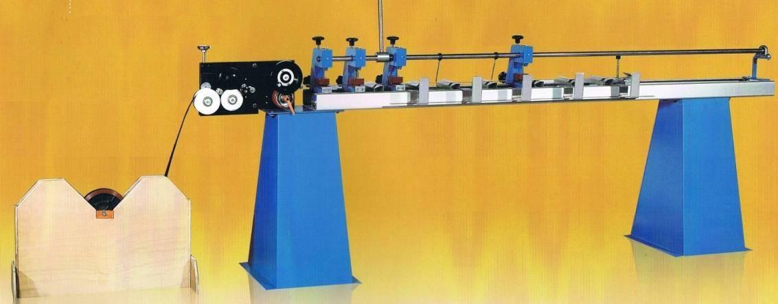 Aluminum venetian blind Manual making machines