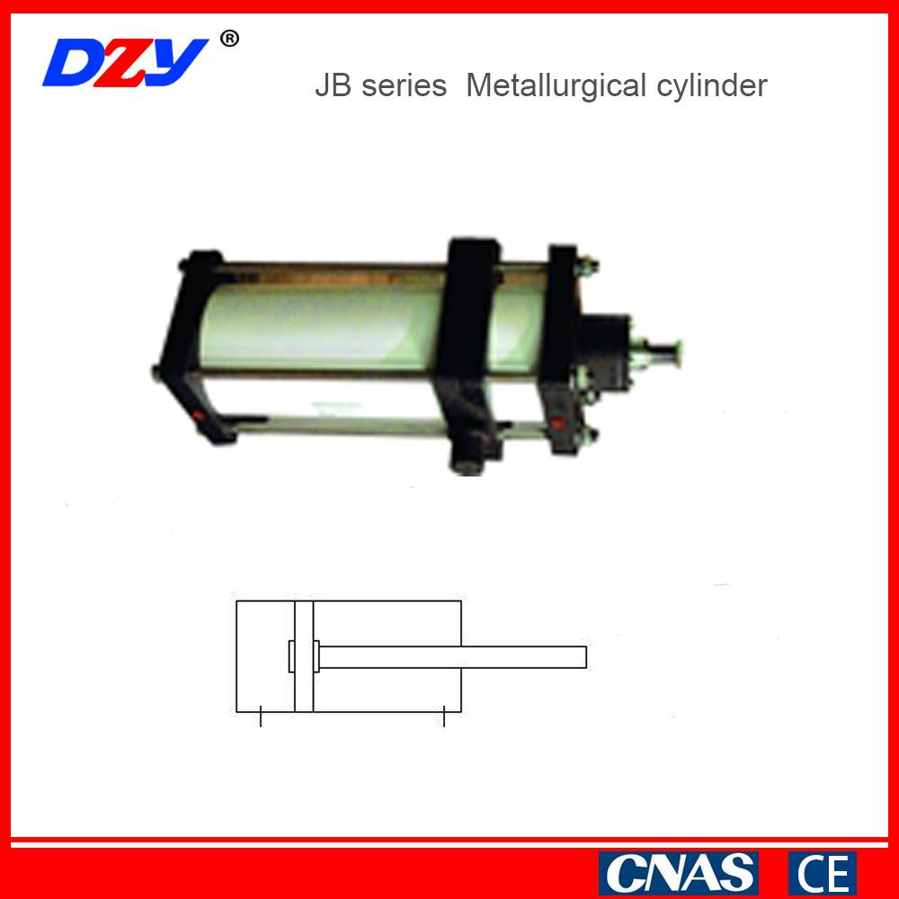 New product durable JB Series Meallurgical Air Cylinder