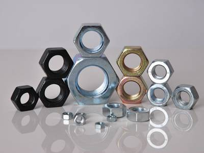 Fastener Hex Nuts DIN934 Made in China