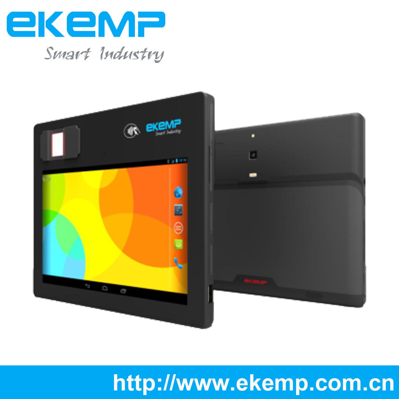 Android 5.1 Tablet PC with Optical Fingerprint Scanner for Immigration&Residence Cards