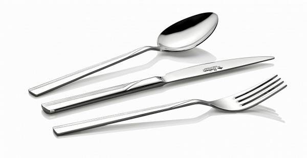 Stainless Steel Cutlery (Spoon Fork Knife)