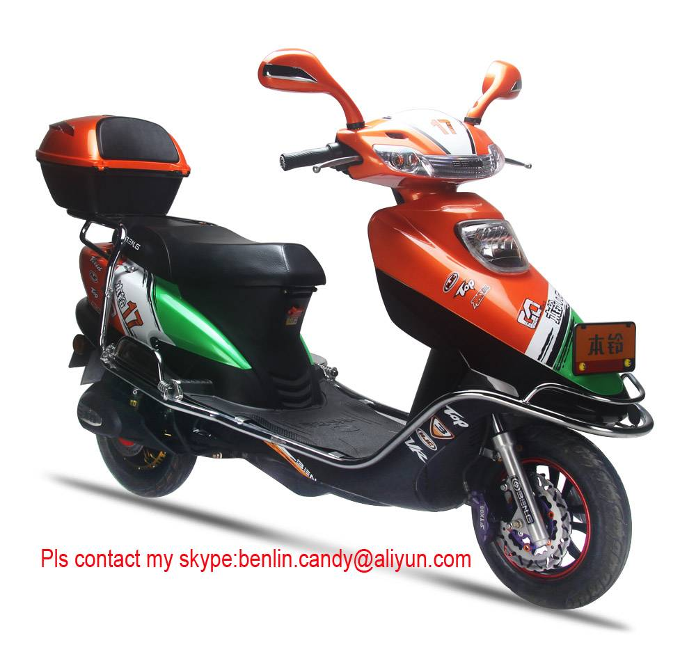 1500W 48V-96V 20-50AH large size electric motorcycle made in China