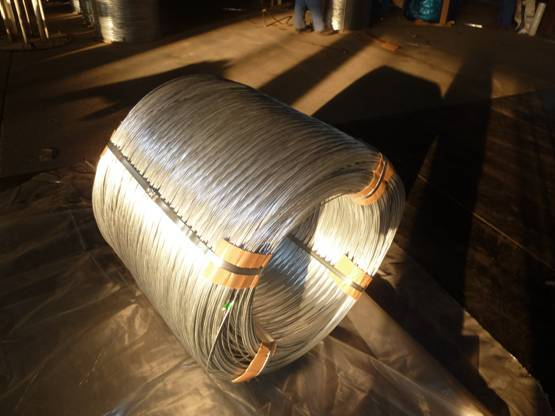 Galvanized Iron Wire for Armouring Cable
