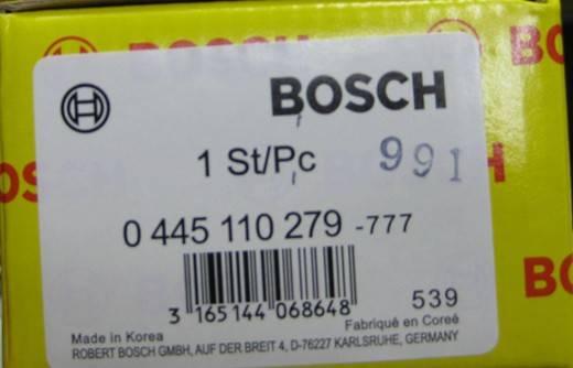 Bosch common rail injector 0445110279 for HYUNDAI and KIA 33800-4A000