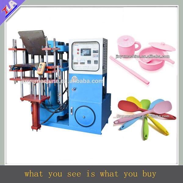 2015 Durable and practical silicone kitchenware making machine