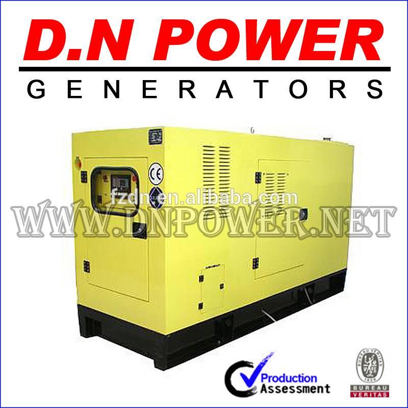 VOLVO Engine Diesel Generation 68KW to 500KW