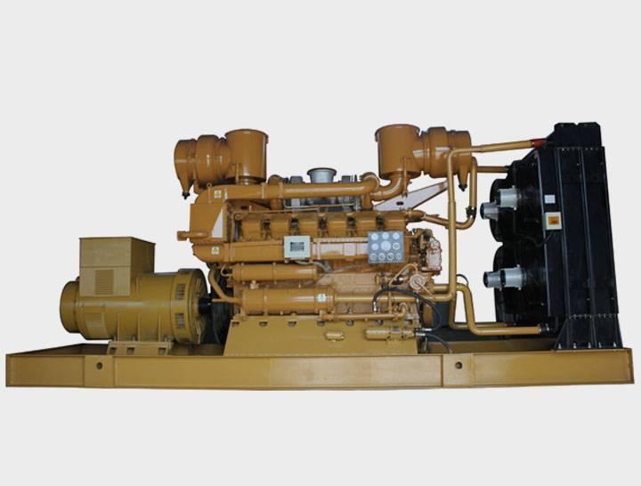 Shandong Jinan Diesel Generator Set 500KW-2000KW