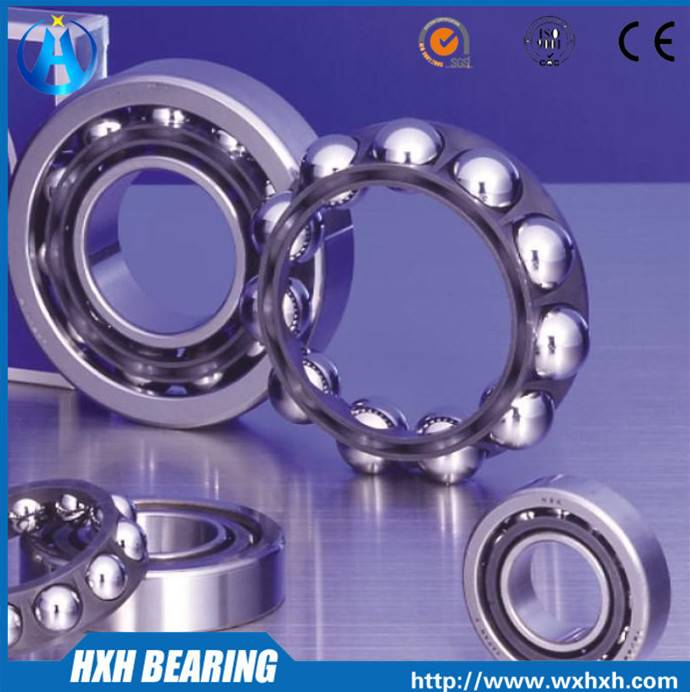 7204B Angular Contact Ball Bearing  ABEC-5 GCr15