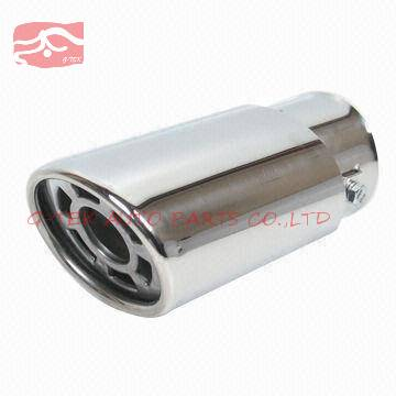 Muffler, Exhaust Pipe, Made of 304 Stainless Steel Material