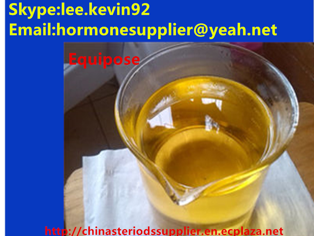 injectable of Boldenoe undecylenate Light yellow liquid Boldenoe undecylenate/Equipose cas13103-34-9