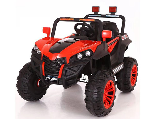 Kids Operate Toy Cars