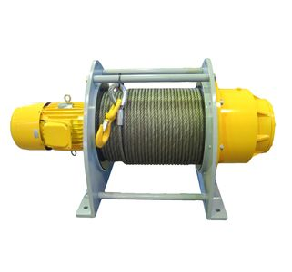 Electric Wire Rope Winch TB2000a/TB2000b