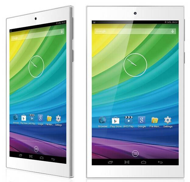7.0 inches Dual Core Narrow Border Tablet PC