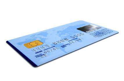 Contact smart IC card
