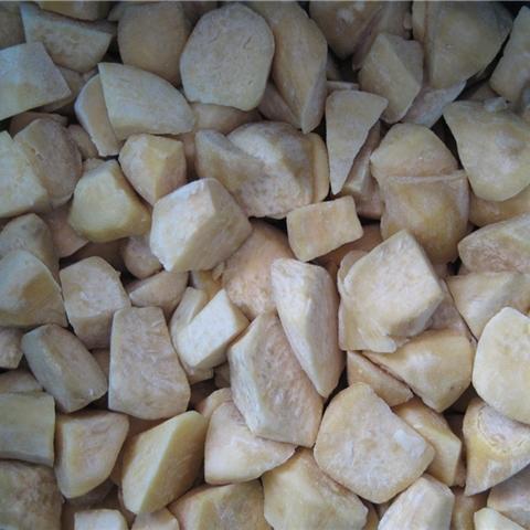 frozen sweet potatoes