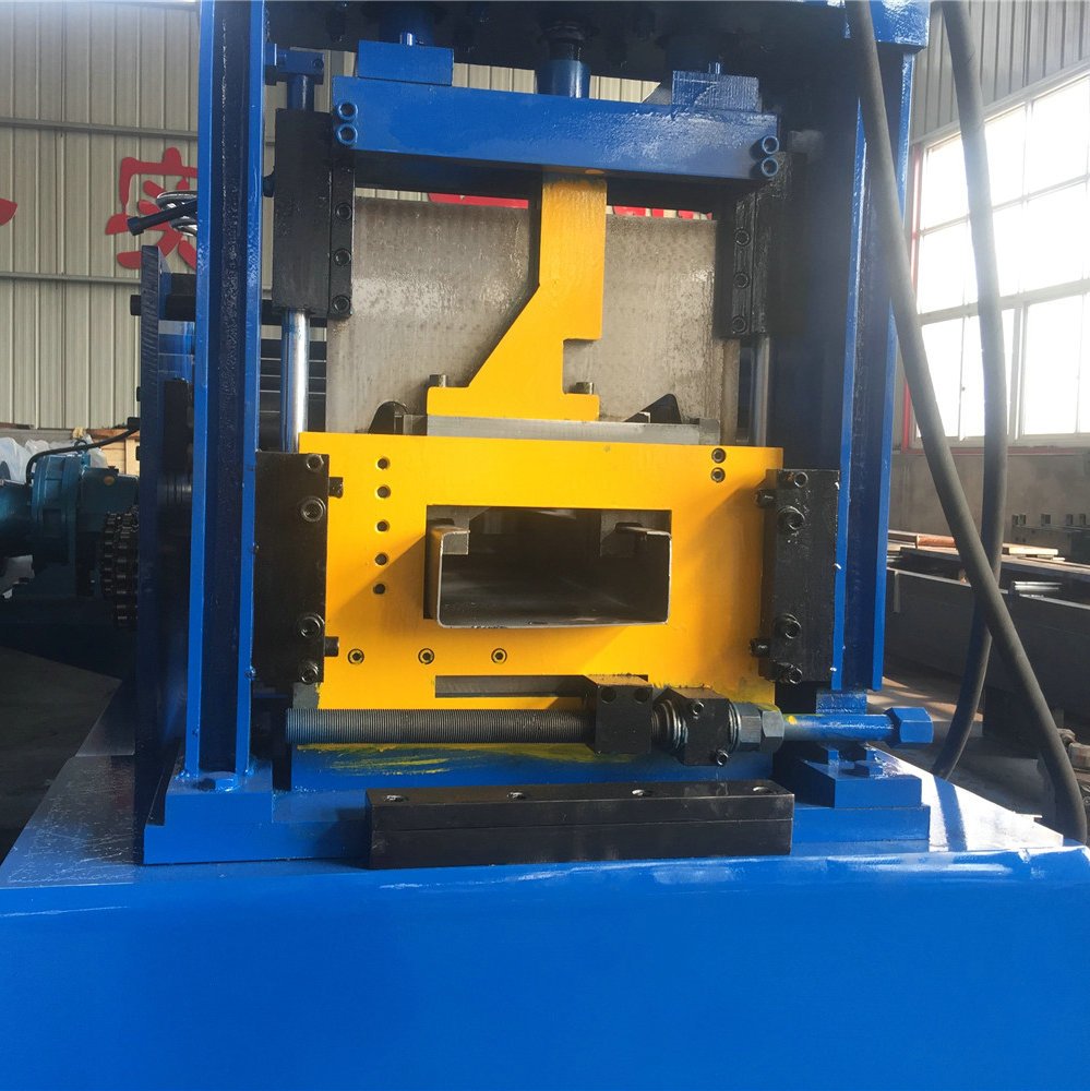 c&z purlin forming machine