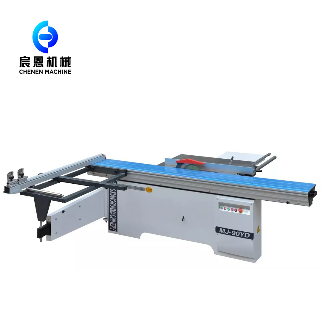 sliding table saw machine