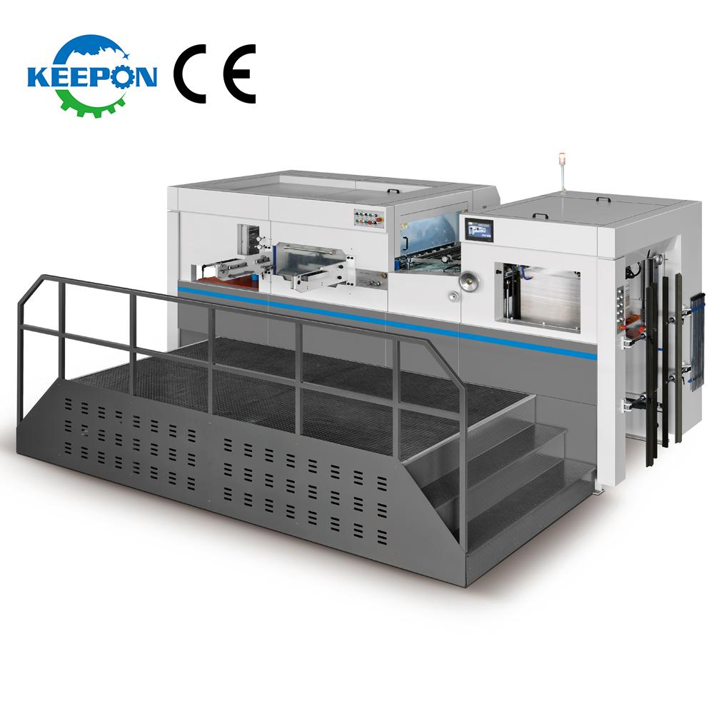 MHK-1050 Automatic Die Cutting Machine