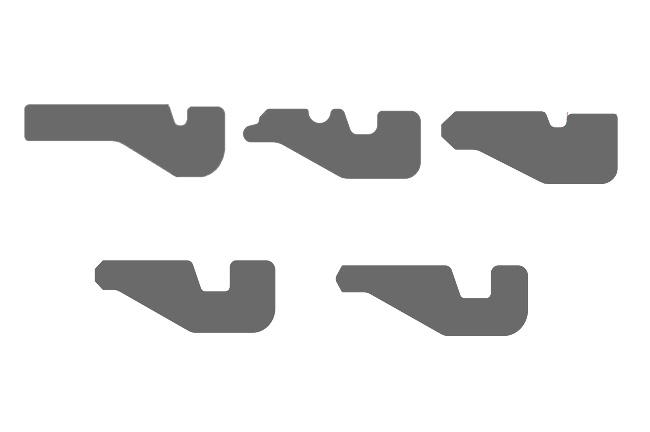 Gutter Section Steel for Wheel Rim