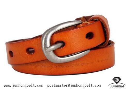 Belt Factory Wholsale Price Original Famale Leather Belt