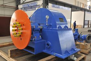 hydro equipment/pelton turbine