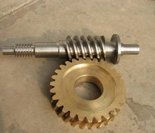 Hanwei High Accuracy Worm Manufacturing (worm gear also available)