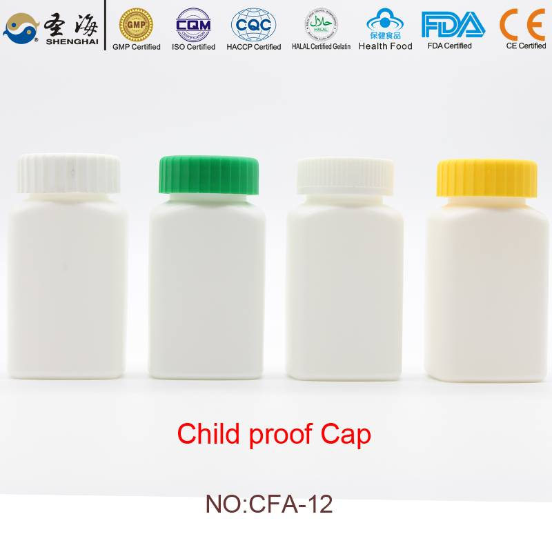 120ml Pharmaceutical Use Health Supplement Packaging Bottle for Medicine and Pill