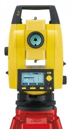 Leica Builder 300 Total Station