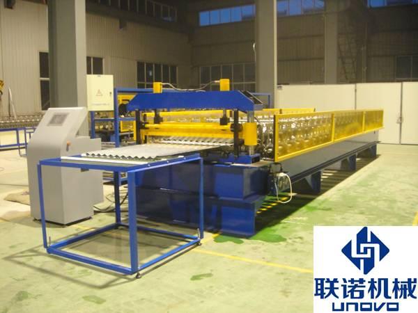 Corrugated Sheet Roll Forming Machine-Siyang Unovo Machinery Co.,LTD