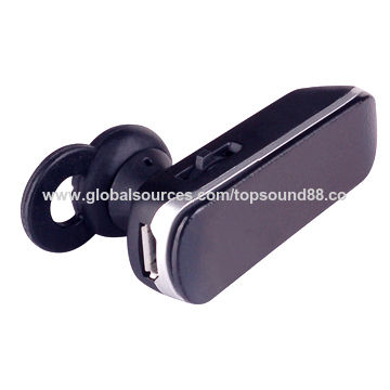 Single ear mini wireless, best Bluetooth headset for small ears SW-B19