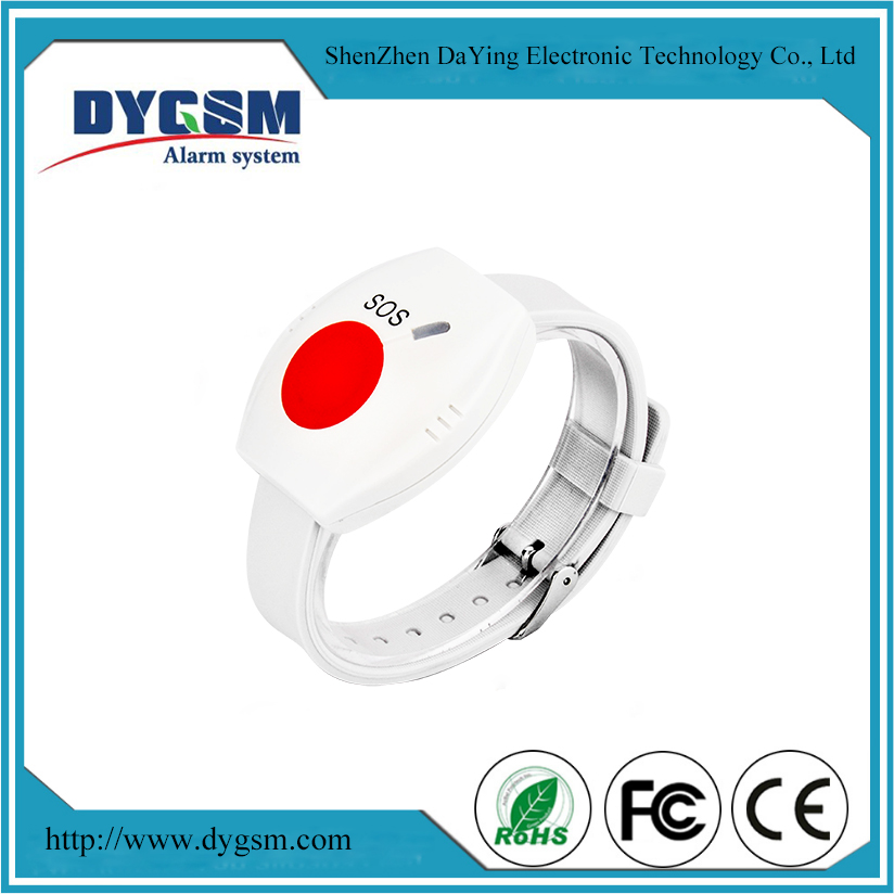 Online Shopping Personal Security Products Wrist Portable Panic Button For SOS Help