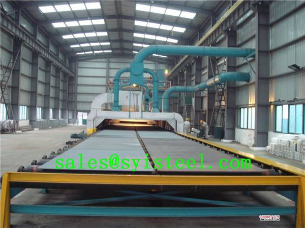 weathering steel S355JOWP EN 10025-5