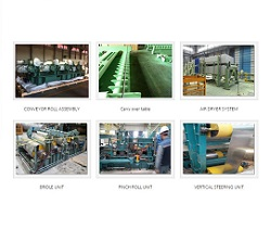 Steel manufacturing facilities