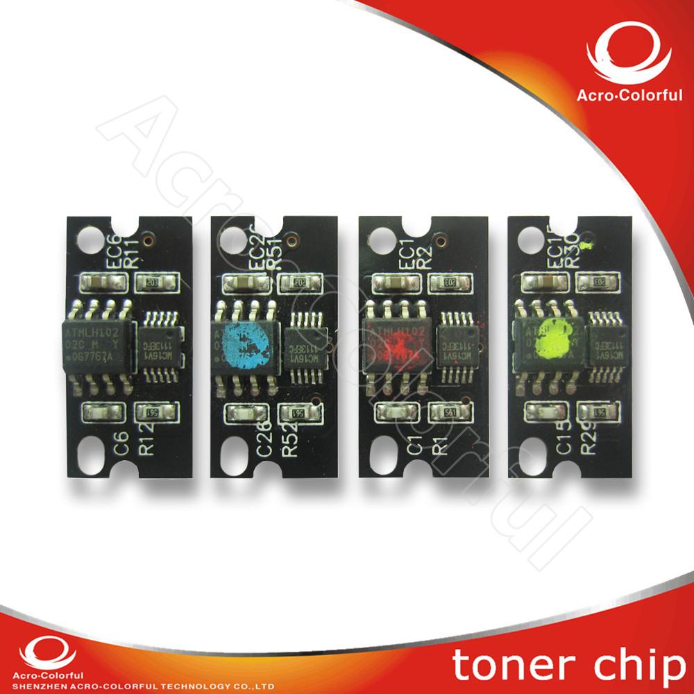 IU211 Bizhub c203 253 Image Unit laser printer cartridge chip reset for Minolta c253 drum chip