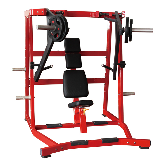 Hammer Strength ISO-Lateral Wide Chest Press Gym Equipment