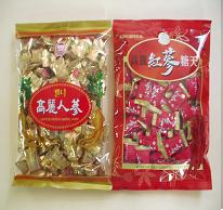 (Red) Ginseng Candy – Poly Bag