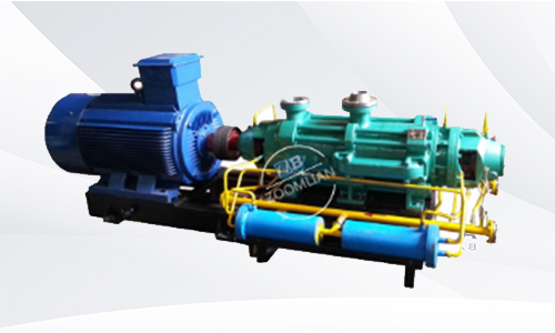 self-balancing high pressure boiler feed pump