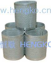 Stainless Steel Conical Filter