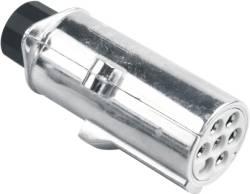 24V 7PIN Metal Trailer Plug