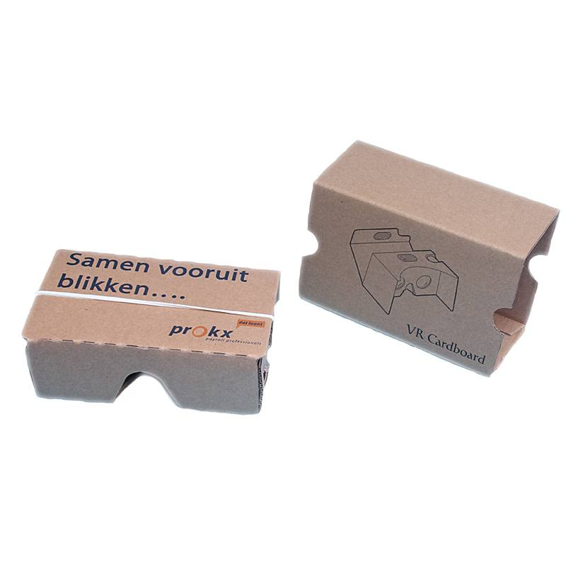 top quality Google Cardboard 2.0 VR glasses oculus rift VR smart 3D glasses+headbelt +Conductive but