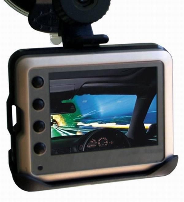 HD DVR car black box